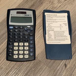 TI- 30X IIS Scientific Calculator